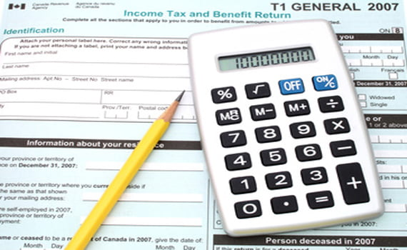 Personal Tax List